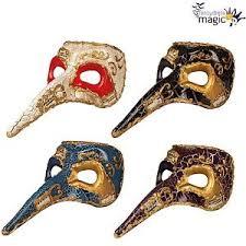 venetian doctor mask new mens venetian masquerade masked nose