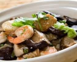 recette cassolette légère de fruits de mer