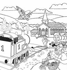 easter thomas train coloring pages easter coloring