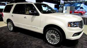 lincoln 2017 white 2015 lincoln navigator exterior and interior walkaround debut