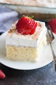 tres leches cake with arequipe whipped cream hispanic kitchen