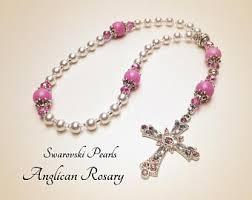 christian rosary pocket prayer etsy