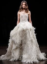 fairytale wedding dresses bridal fashion week new york 2018 fairy tale designer