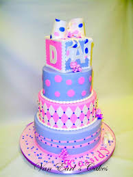 baby shower cakes for girls purple barberryfieldcom