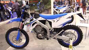2015 motocross bikes 2015 tm racing en 250fi motocross bike walkaround 2014 eicma