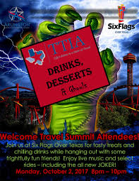 Six Flags October 32nd Annual Texas Travel Summit Texas Travel Industry Association