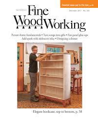 Fine Woodworking Bookshelf Plans by Woodworking Projects And Plans Finewoodworking
