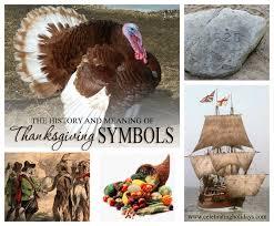 thanksgiving symbols celebrating holidays