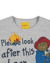paddington clothes official paddington kid s t shirt 7 8 years co uk
