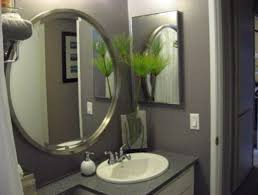 Round Bathroom Mirrors by Large Round Bathroom Mirrors Home Design Ideas Also Nrd Homes