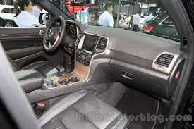 jeep chief interior jeep india to initially import cars targets 2k units sales