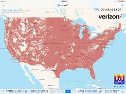 T Mobile Service Map Compare Cell Phone Coverage Map Reviews Tmobile And Us Cellular
