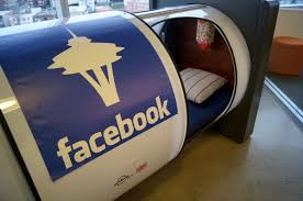 Sleeping Pods The Top Ten Coolest Offices In The World The Perfect World Project