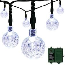 amazon com rechargeable battery included easydecor globe