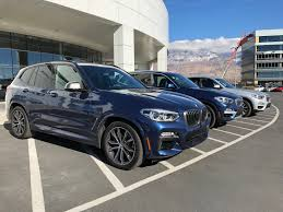 bmw x3 event in pleasant grove ut lots of colors