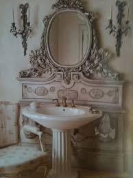 shabby chic bathroom set