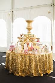Pink And Gold Dessert Table by Best 25 Gold Candy Bar Ideas Only On Pinterest Gold Candy