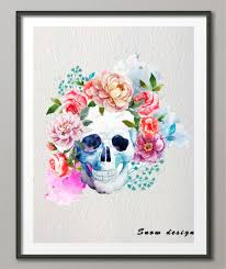 online get cheap mexican skull wall aliexpress com alibaba group