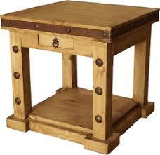 rustic pine end table end tables images about rustic end tables on pinterest wood