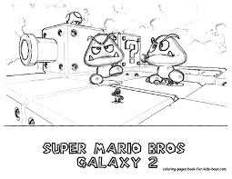 new super mario coloring pages download and print for free