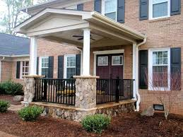 covered front porch plans design front porch designs ideas with beautiful for ranch style