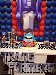 transformers birthday decorations 23 best transformers themed party images on
