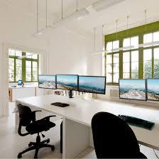 d1t triple monitor mounts for 10 u2033 24 u2033 u2013 fleximounts