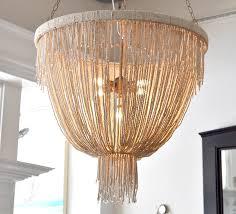 bead chandelier coco bead chandelier mecox gardens