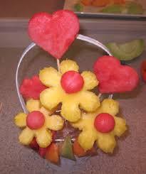 edible flower arrangements make an edible fruit bouquet easy how to photos