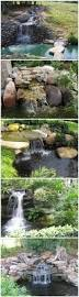 Backyard Pond Ideas With Waterfall Do It Yourself Landscaping Ideas How To Build A Beautiful