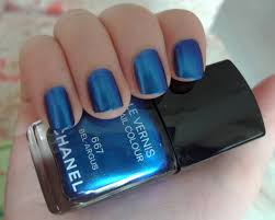 chanel bel argus nail polish review through the looking glass