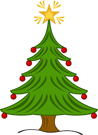 christmas tree clip art free clipart images 4 clipartandscrap