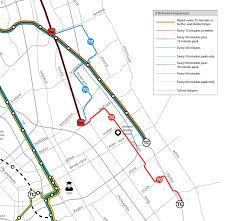 Vta San Jose Map by Route 70 U2014 Vta