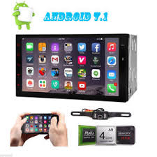android in dash 7 android 7 1 4g wifi in dash 2din car radio gps stereo bluetooth
