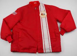 corvette racing jacket vintage chevrolet corvette racing jacket mens size medium m