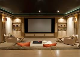 Best Media Room Images On Pinterest Architecture Cinema - Architecture home designs