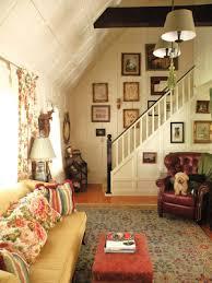 sweet cottage living room vintage room english cottage