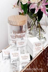 wedding wishes jar wedding wish jar giftables