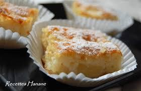 cuisine hanane gâteau aux pommes coco recettes by hanane