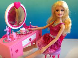 Barbie Glam Bathroom by Barbie Glam Vanity Youtube