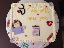 25 farewell cake ideas cakes