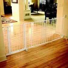 Baby Gate For Stairs With Banister And Wall Baby Safety Gates Ebay