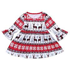 Amazoncom WoaillsTops 2018 NewToddler Infant Baby OutfitsGirls