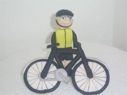 bicycle cake topper 61 best fondant bicyikle images on bicycle cake