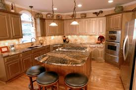 creative cabinets and faux finishes llc eclectic kitchen