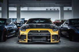 nissan gold tuner 4 nissan gtr r35 u0027s you wished you owned cars247