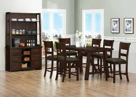 Furniture In Dining Room Brown Dining Room Furniture Sets With Buffet Storage With