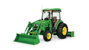compact utility tractor 4066r john deere us