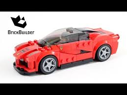 speed chions lamborghini speed chions 75899 laferrari speed build youtube