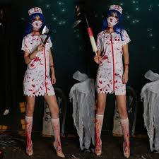 Halloween Scary Costumes Compare Prices Scary Nurse Shopping Buy Price Scary